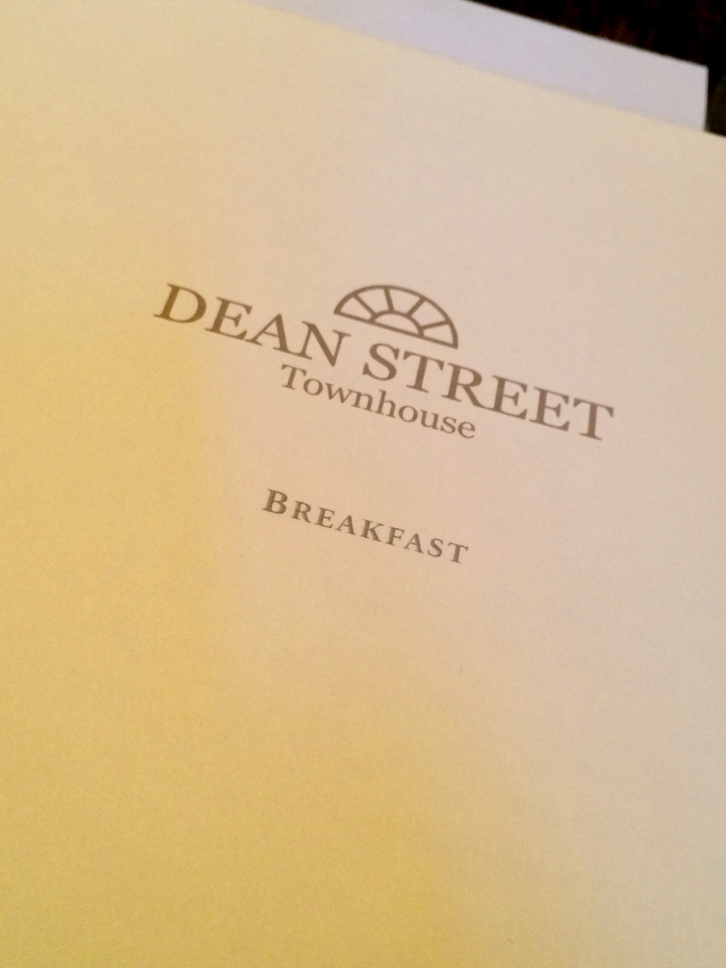British Tradition Meets Contemporary Chic at Dean Street